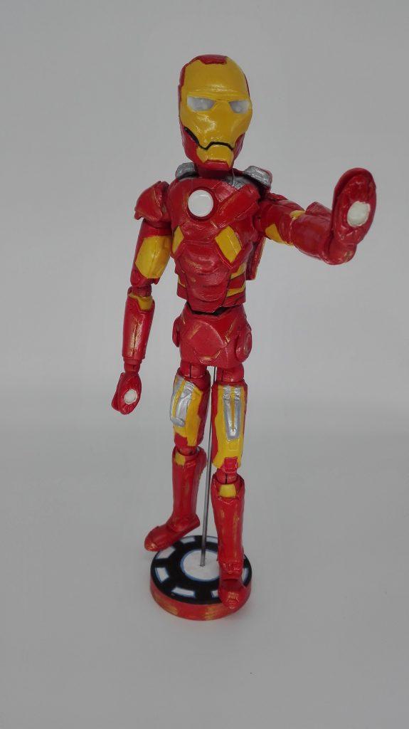 Iron Man. Mark VII, Los Vengadores