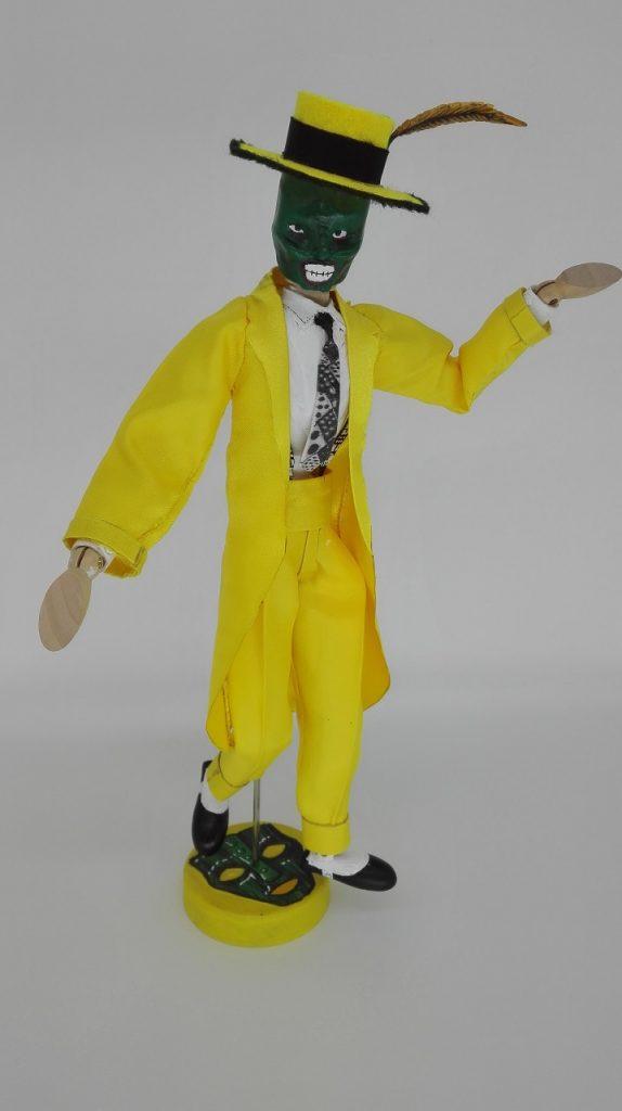 La máscara. Pelicula 1994