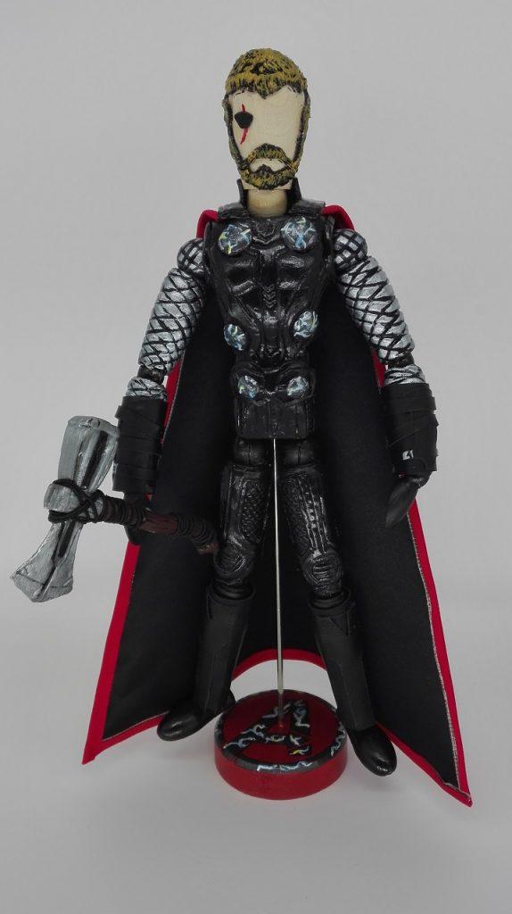 Thor. Vengadores Infinity War