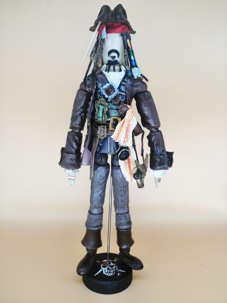 Jack Sparrow. El cofre del Hombre Muerto