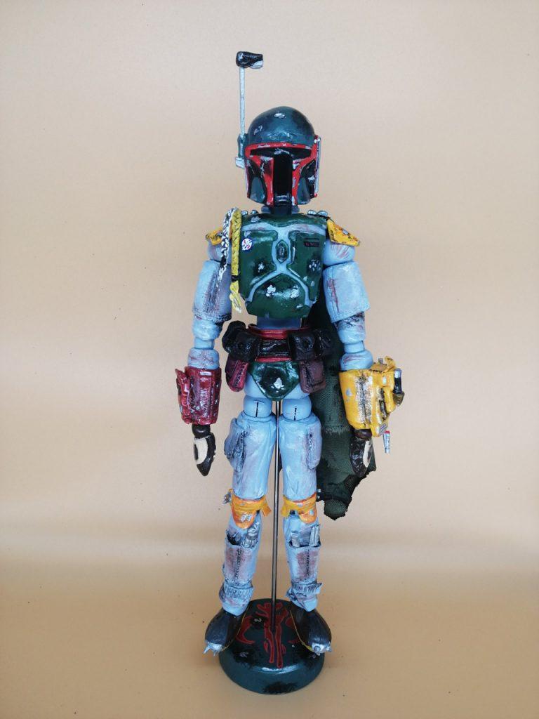 Boba Fett. Saga Star Wars