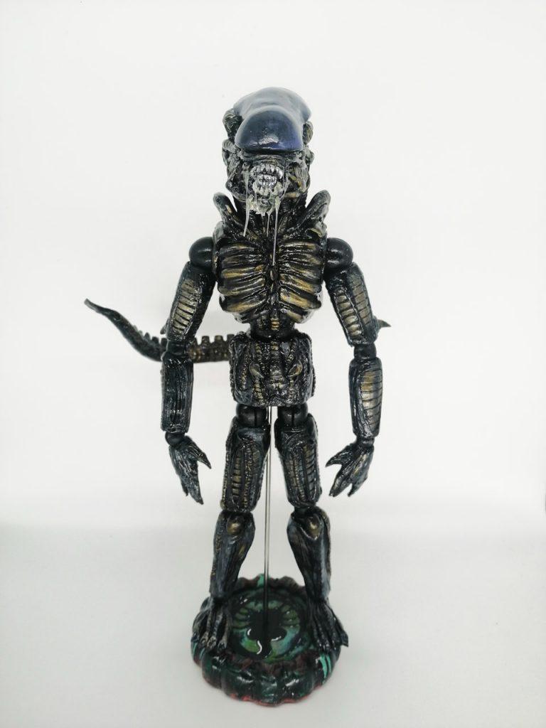 Xenomorfo. Película Alien 1979