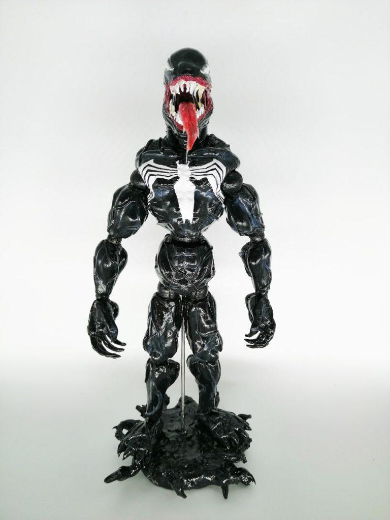 Venom. Clásico cómic