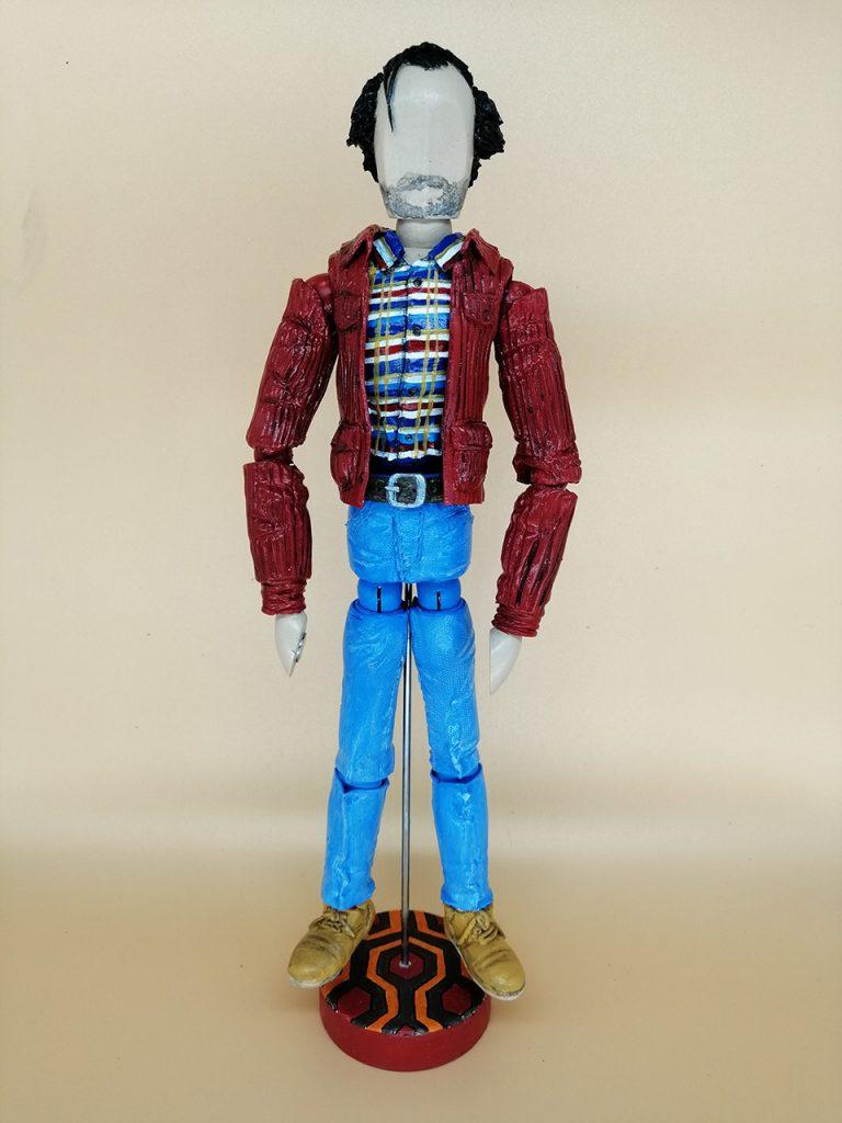 Jack Torrance. Película el resplandor 1980