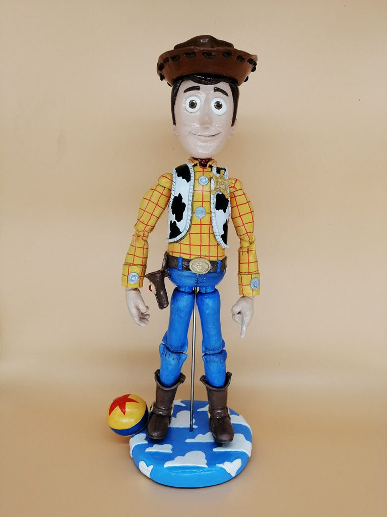 Woody. Toy Story