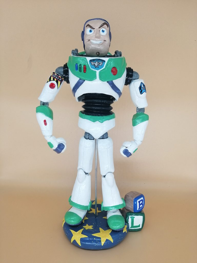 Buzz Lightyear. Películas Toy Story
