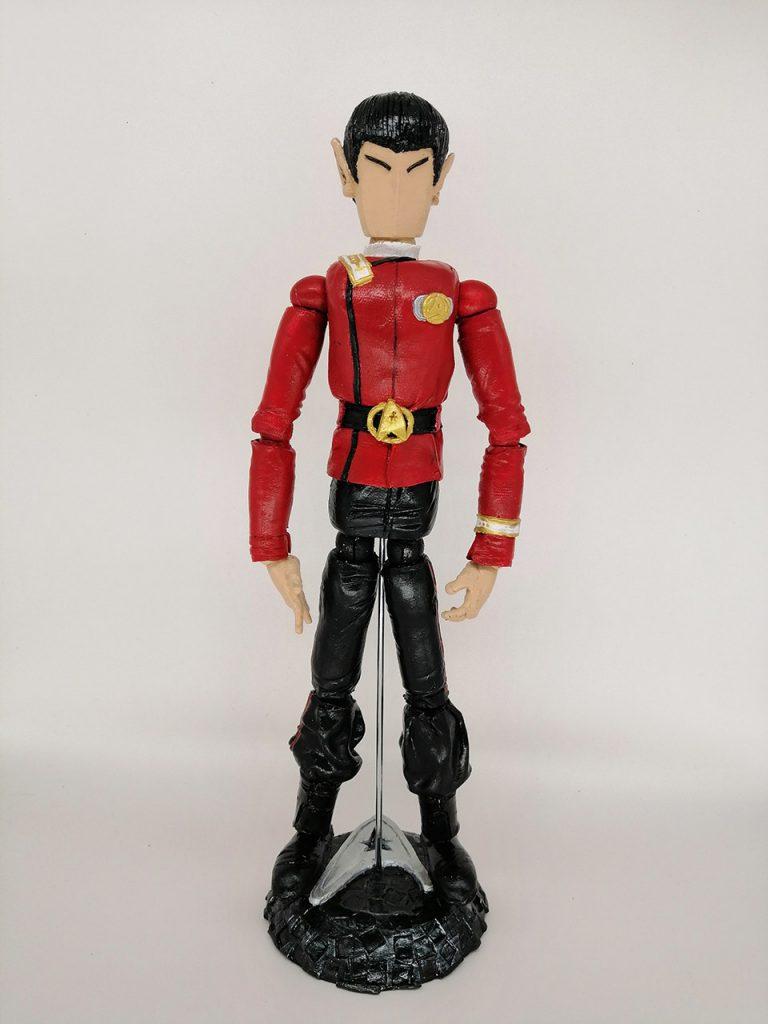 Mr. Spock. Serie Star Trek