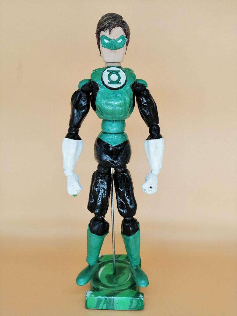 Green Lantern. Hal Jordan comic