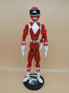 Red Ranger. Power Rangers serie 1993
